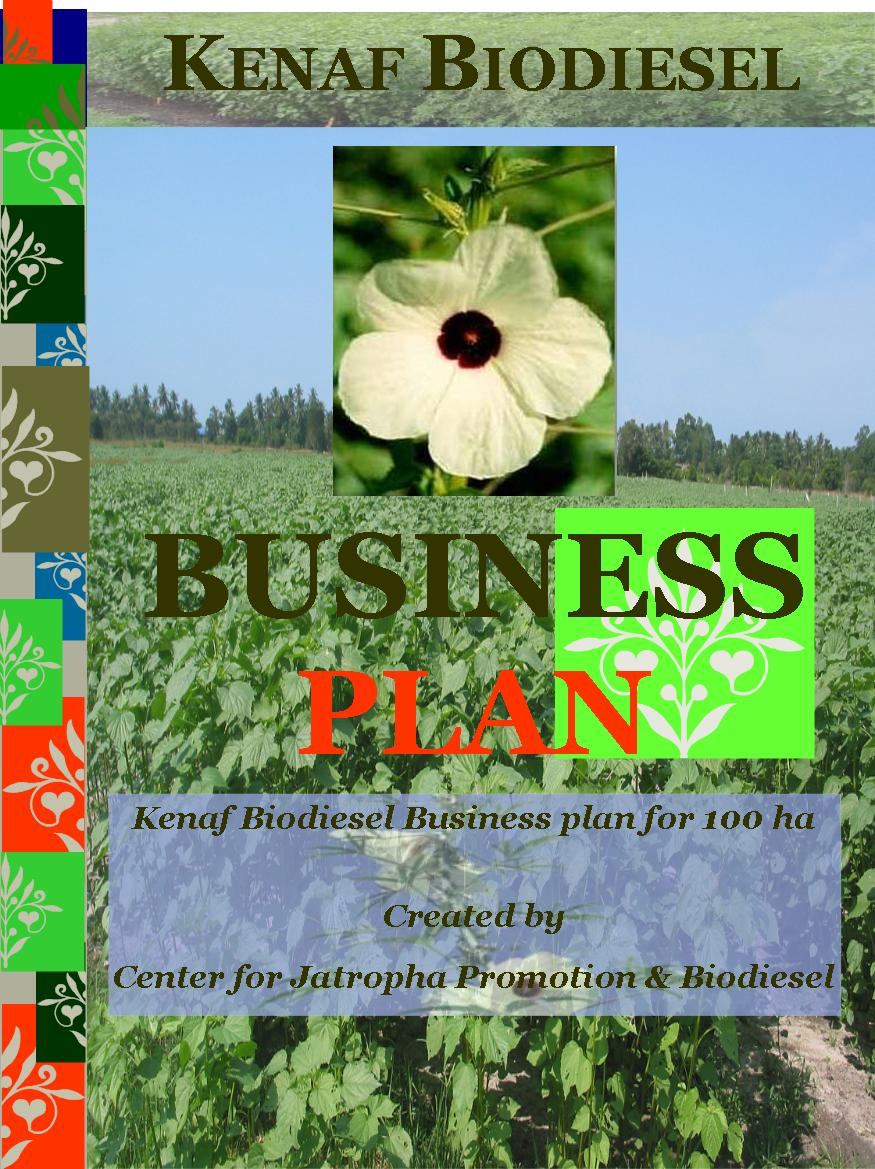kenaf biodiesel business plan